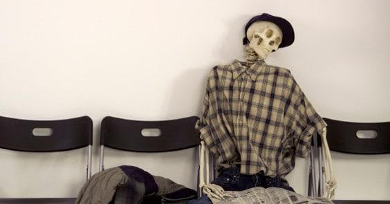 waiting-room-skeleton