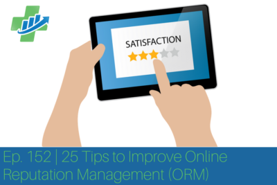 Ep. 152 _ 25 Tips to Improve ORM
