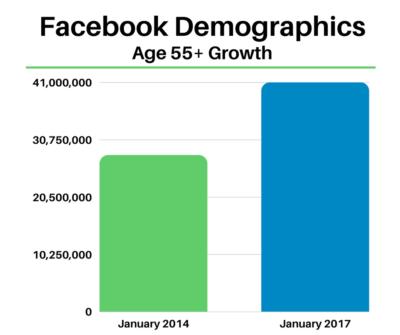 IMG Facebook Demographics