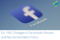 How New Changes to Facebook's Review and Recommendation Policy Will Impact Your Medical Practice