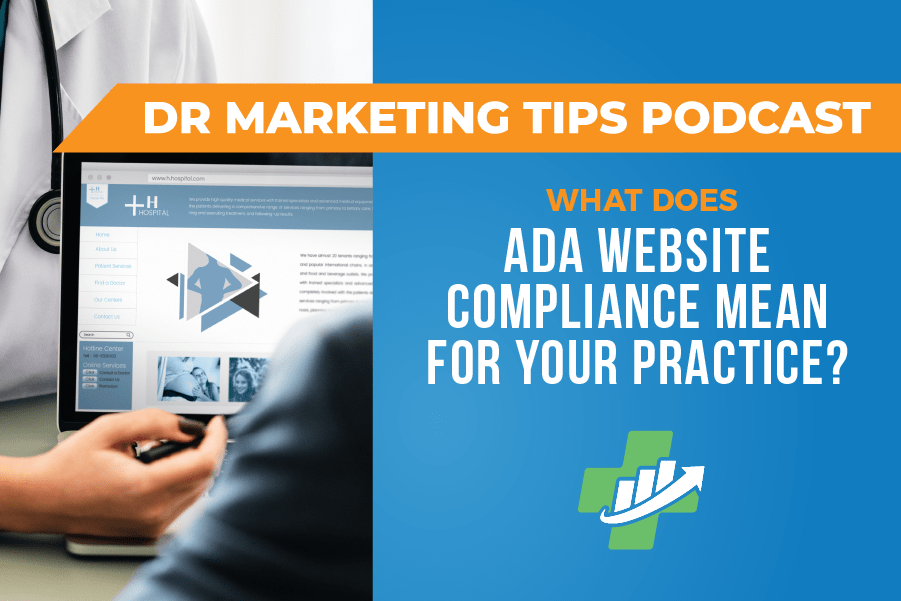 Ep 165 What Does Ada Website Compliance Mean For Your