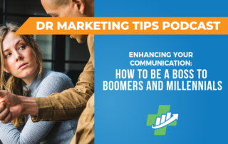 Enhancing Your Communication: How to Be a Boss to Boomers and Millennials