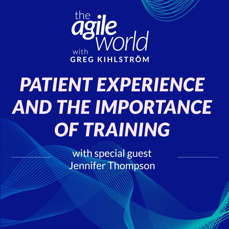 Jennifer Thompson on Agile World podcast