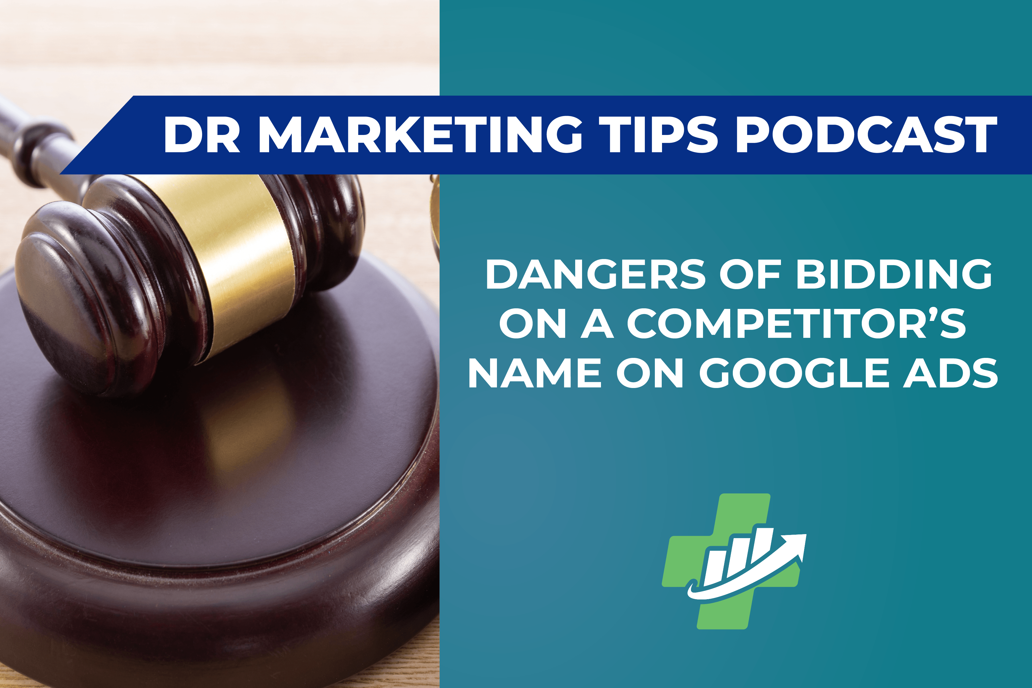 dangers of bidding on a competitor's name on google ads